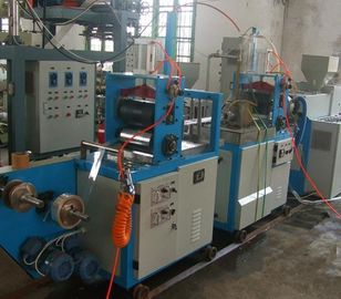 China 5-15kg/H Water Quenched Blown Film Extrusion Machine High Performance supplier
