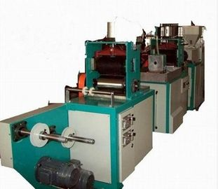 China PVC Heat Shrinkable Blown Film Equipment , 11KW Extruder Blowing Machine supplier