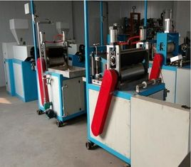 China High Speed Flat PVC Film Blowing Machine Thickness 0.02-0.05mm SJ35×25-SM350 supplier