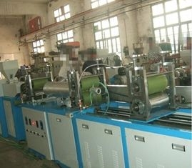 China 12KW Heating Power Pvc Blown Film Extrusion Machine Heavy Weight SJ45-Sm250 supplier