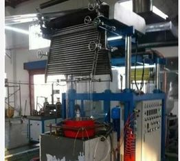 China Shrinkable Pvc Film Manufacturing Machine , Extruder Blowing Machine SJ45-Sm700 supplier