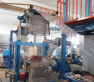 China PVC Blown Film Extrusion Line Thickness 0.015-0.06mm supplier