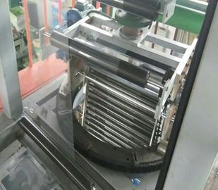 China Energy Saving Plastic Film Blowing Machine 220rpm Screw Speed 3000kg Weight supplier