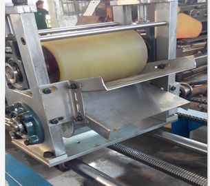 China PVC Film And Thin PVC Sheet Manufacturing Machine With Tubular Electrical Heater supplier