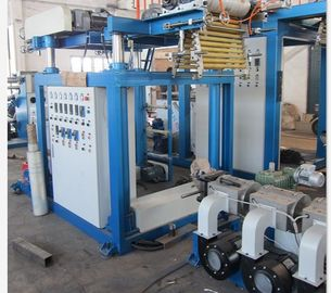 China Automated High Speed Film Blowing Machine Single Lift Blowing Unit SJ40-Sm500 supplier