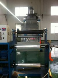 China PVC thermal shrinkage inflation film machine-SJ55 Blown film machine factory