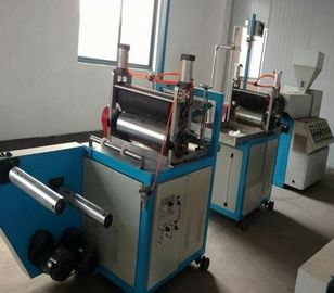 China Flat Blown Film Equipment With Tube Membrane Production Process SJ35×25-SM350 distributor