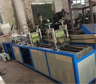 China Heat Shrinkable PVC Film Making Machine , PVC Blowing Machine Width 8-40mm distributor