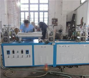 China PVC Heat Shrinkable Tubing Flat Blown Film Extrusion Machine factory