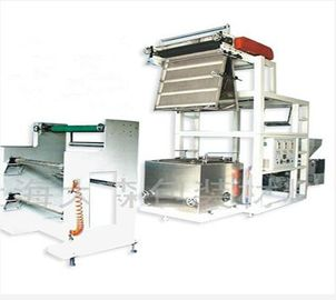 China Transparent PVC Film Blowing Machine With Auto Thermostatic Control SJ50×26-Sm800 distributor