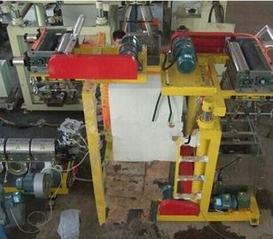 China Energy Saving Plastic Blown Film Machine , Pvc Film Machine SJ50×26-Sm400 distributor