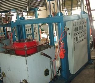 China Heavy Duty Plastic Film Blowing Machine For PVC Thermal Shrinkage Film distributor
