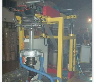 China Aluminum Packaging Film Blowing Machine , Thermoplastic Extrusion Machine 18.5KW distributor
