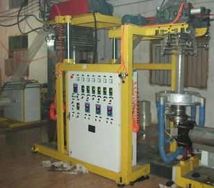 China Single Layer Blown Film Extrusion Machine 40 - 60kg/H Production SJ60-Sm600 distributor
