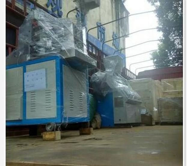 PVC  Film Manufacturing Machines With Plastic Film Extrusion Process