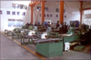 Durable Barrel And Screw Extruder Machine Parts With Plastic Processe WPC