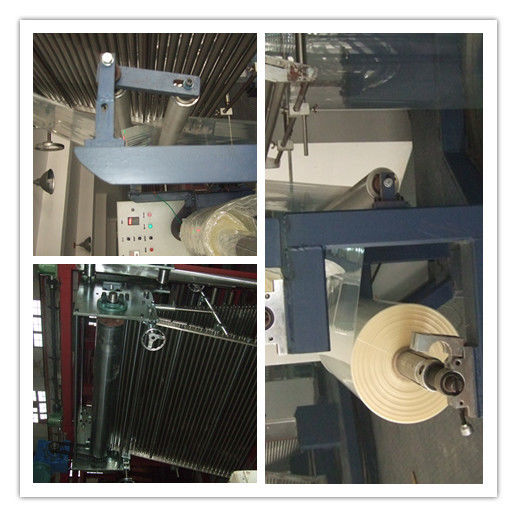 Single Layer Blown Film Extrusion Machine 40 - 60kg/H Production SJ60-Sm600